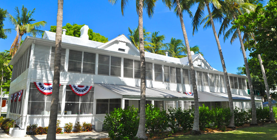 Truman's little White House in Key West