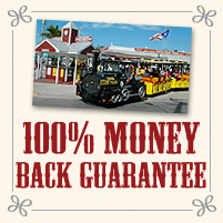 key west tours guarantee