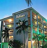 Radisson hotel in Key West